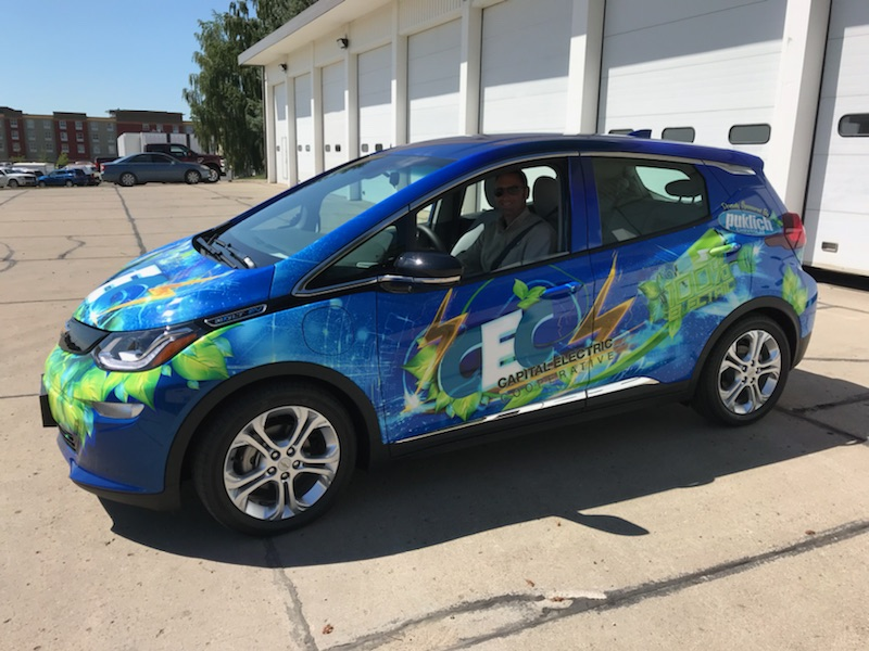 photo of Chevy Bolt