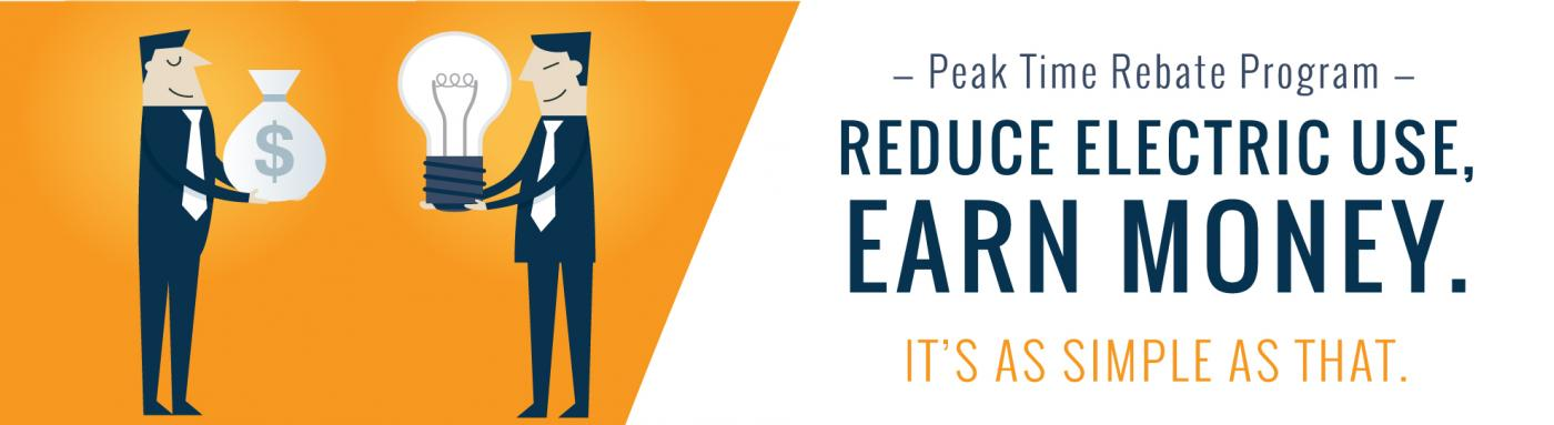 Peak Time Rebate Program